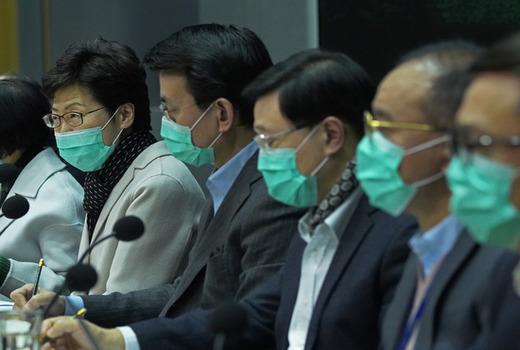 Коронавирус: болеют только китайцы
