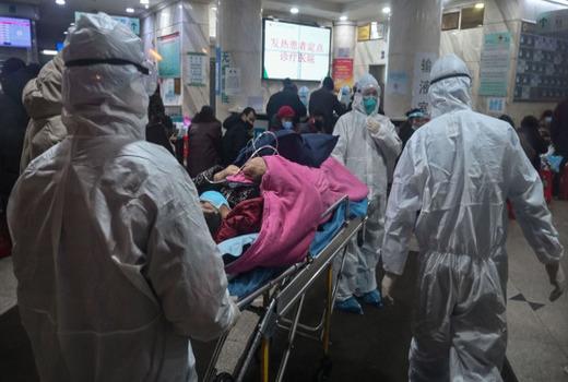 Распространение коронавируса происходит оперативно