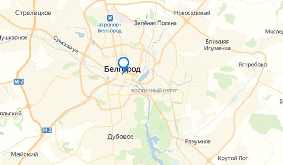 Коронавирус: что происходит в Белгороде